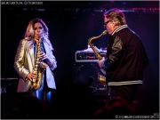 Hans and Candy Dulfer